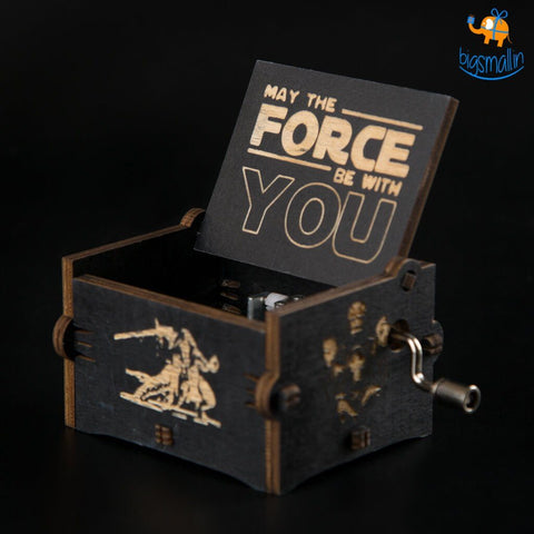 Star Wars Music Box - bigsmall.in