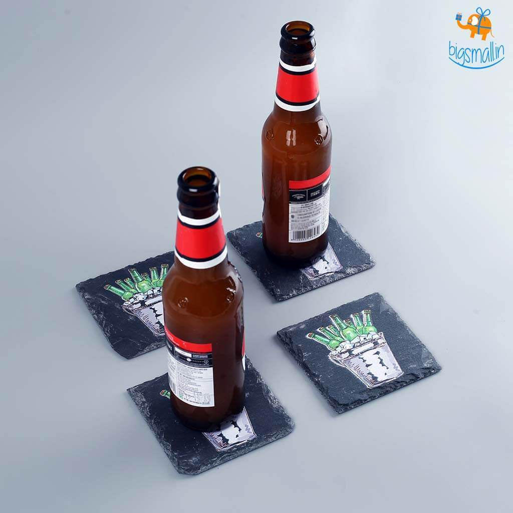 Stone Beer Coasters - bigsmall.in