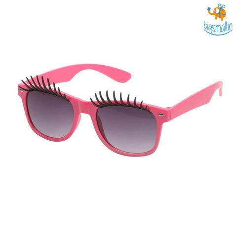 Sunglasses with Eye Lashes - bigsmall.in