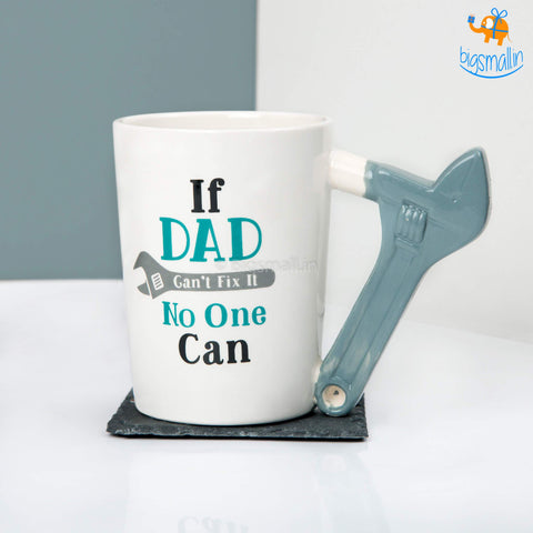 Super Dad Mug - bigsmall.in