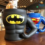 3D Superhero Muscle Mug