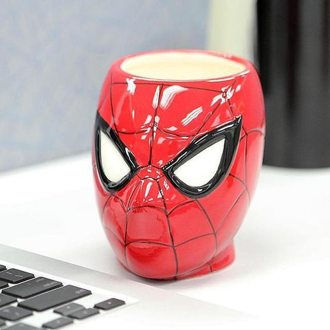 Spiderman 3D Mug - bigsmall.in