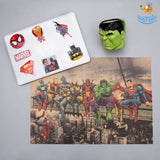 Superhero Gift Set of 3 - bigsmall.in