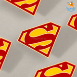 Superman Metallic Lapel Pin