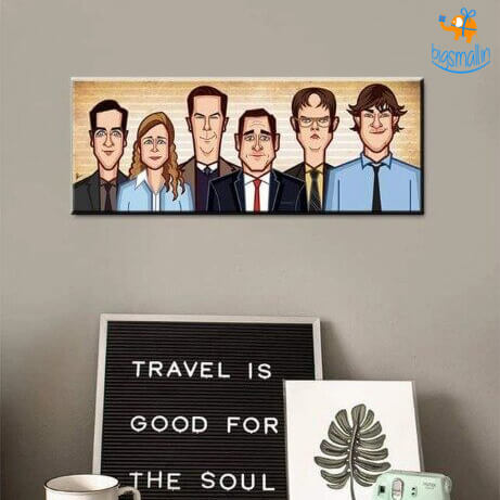 The Office Laminated Poster