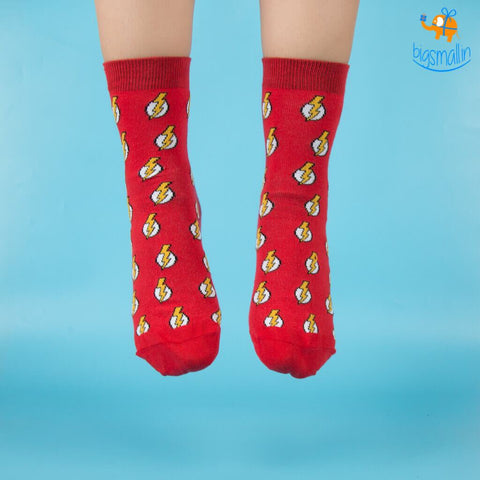 The Flash Socks - bigsmall.in