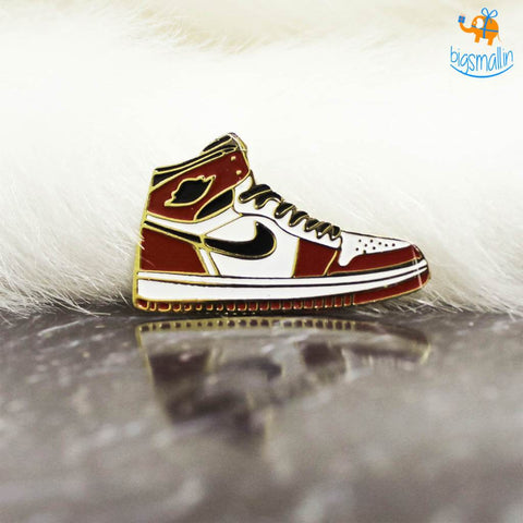 Nike Shoes Lapel Pin - bigsmall.in