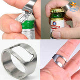 Ring Bottle Opener - Set of 2