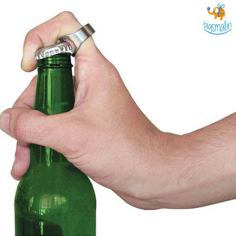 Ring Bottle Opener - Set of 2 - bigsmall.in