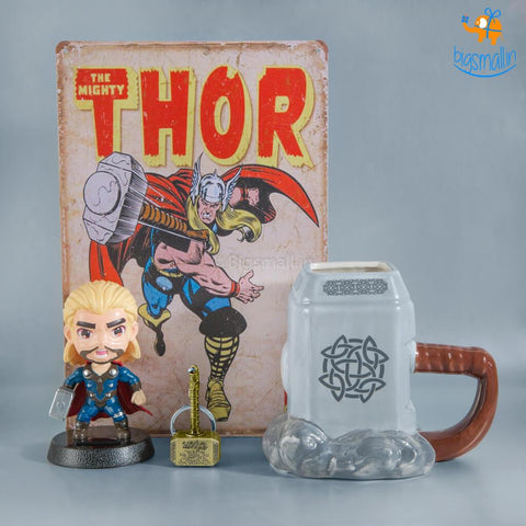 Thor Gift Set - 4 Pc - bigsmall.in
