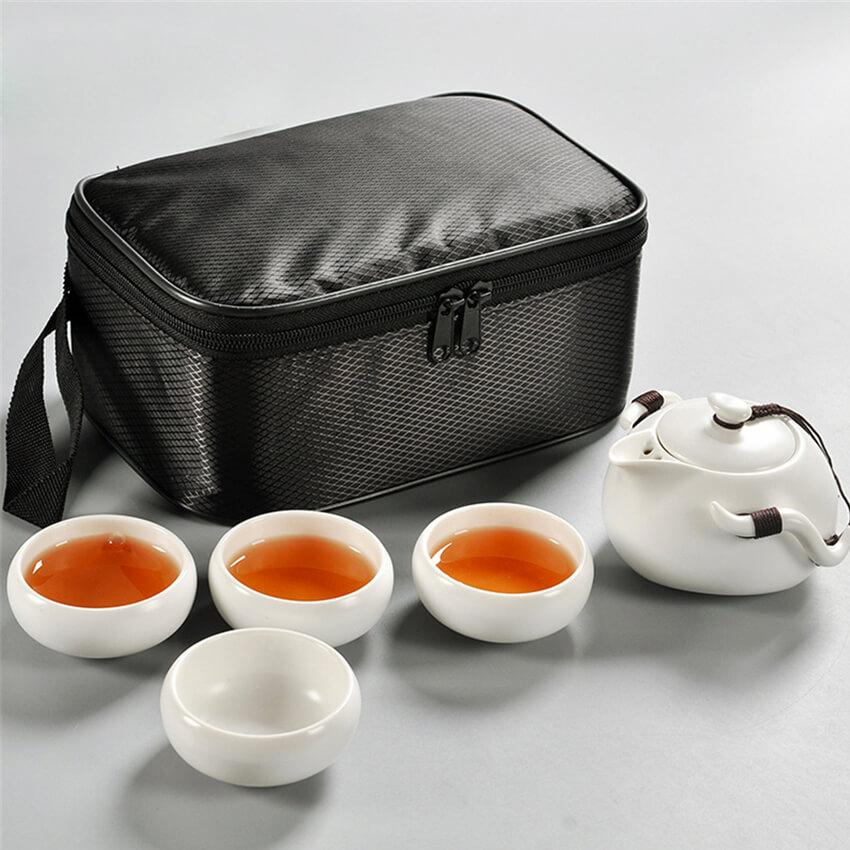 Travel Japanese Tea Set - bigsmall.in
