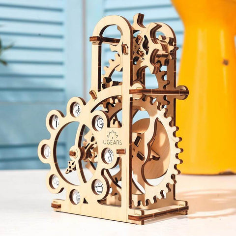 Ugears Dynamometer Puzzle - bigsmall.in