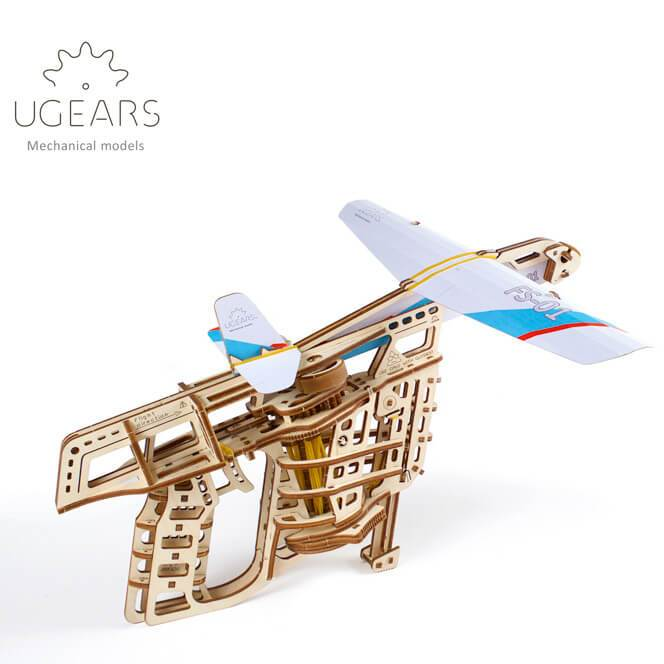 Ugears Flight Starter Puzzle - bigsmall.in