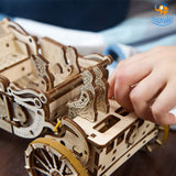 Ugears Royal Carriage Mechanical Model - bigsmall.in