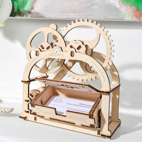 Ugears Mechanical Box/Etui Puzzle