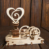 Ugears Pneumatic Engine Puzzle - bigsmall.in