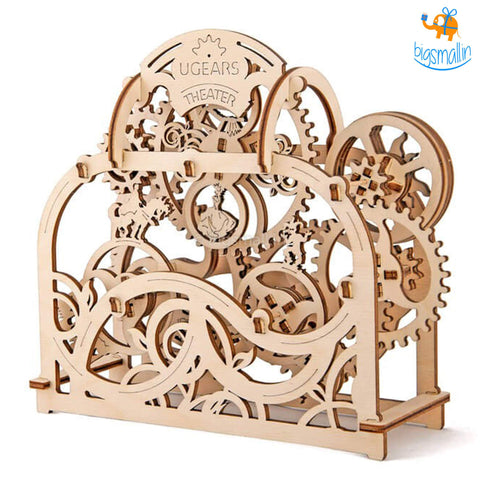 Ugears Theater Mechanical Model