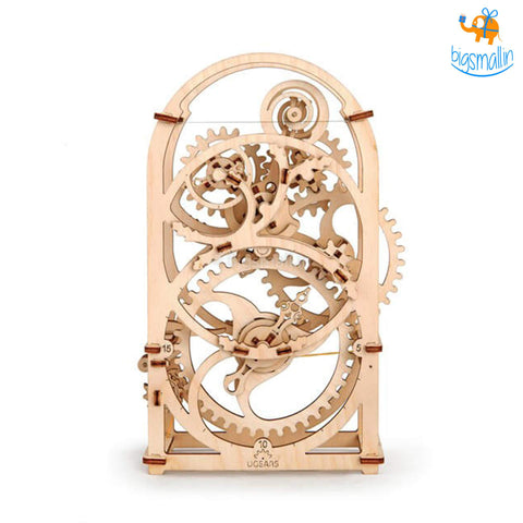 Ugears Timer Mechanical Model
