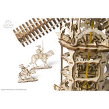 Ugears Tower Windmill Mechanical Puzzle - bigsmall.in