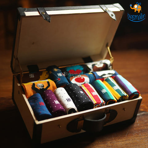 The Ultimate Socks Gift Box