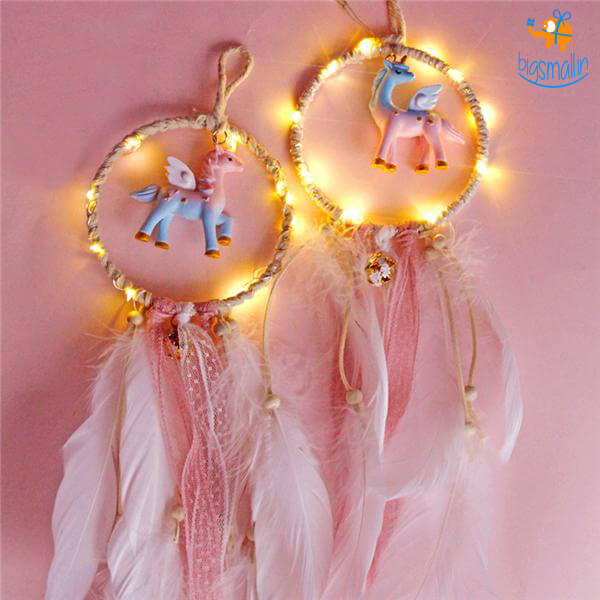Unicorn Dream Catcher