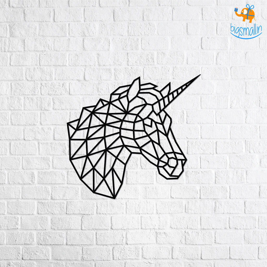 DIY Wooden Art Puzzle - Unicorn
