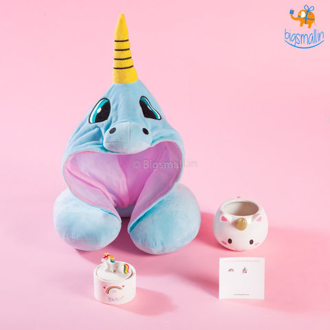 Unicorn Gift Set - 4 pc - bigsmall.in
