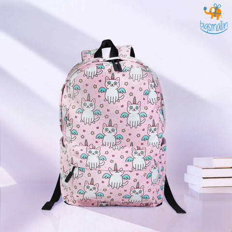 Unicorn Kitty Backpack - bigsmall.in
