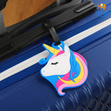 Unicorn Luggage Tags - bigsmall.in