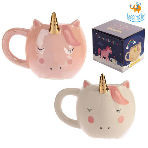 3D Sunshine Unicorn Mug