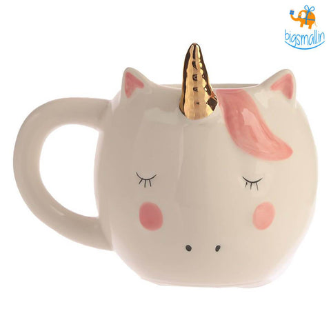 3D Sunshine Unicorn Mug - bigsmall.in