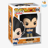 Vegeta - Dragon Ball Super 3D Funko Action Figure