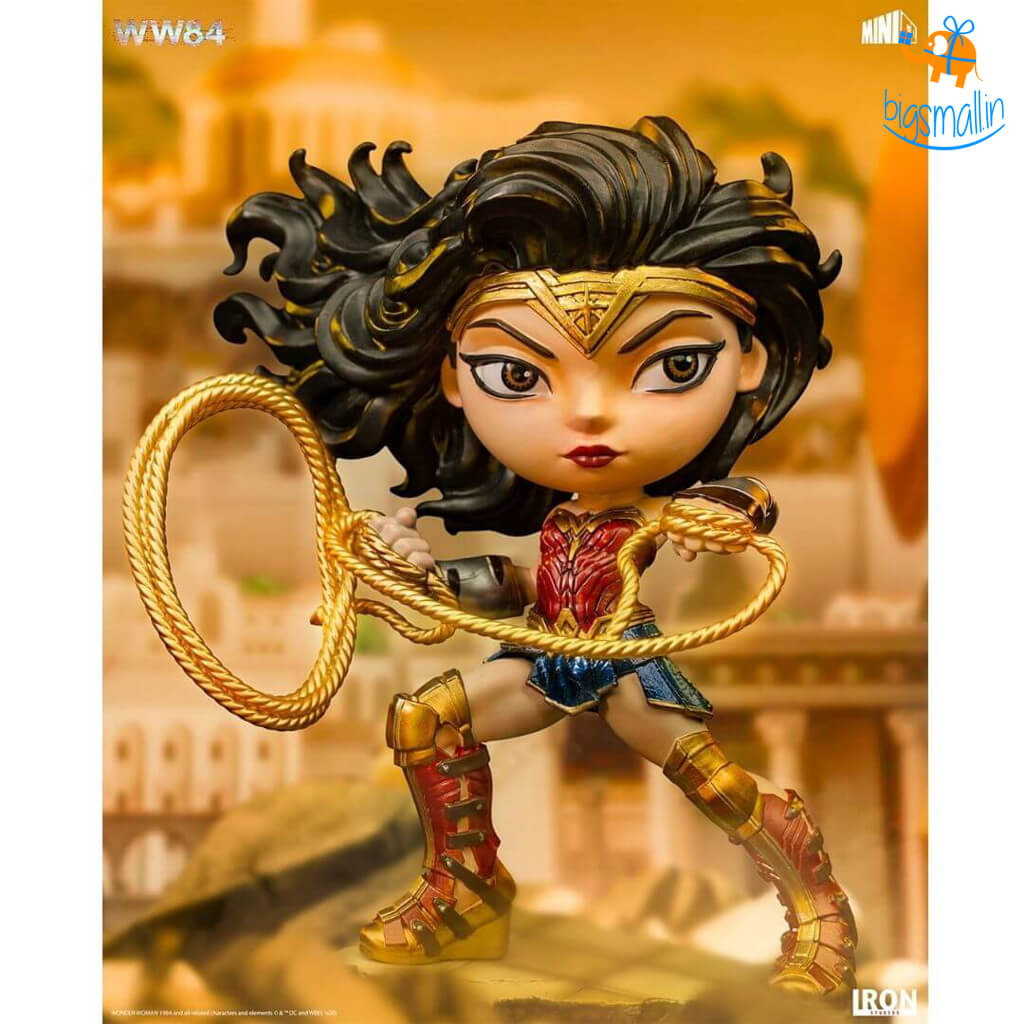 Wonder Woman with Lasso Action Figure