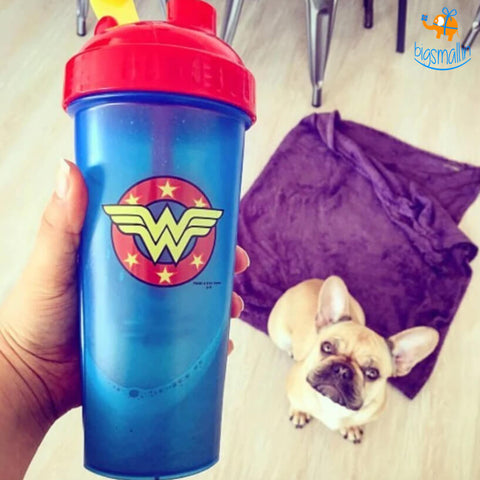 Wonder Woman Shaker Bottle