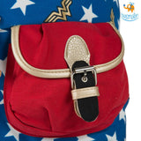 Official Wonder Woman Backpack - bigsmall.in