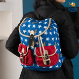 Official Wonder Woman Backpack