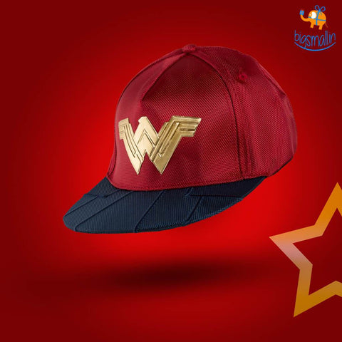 Official Wonder Woman Cap