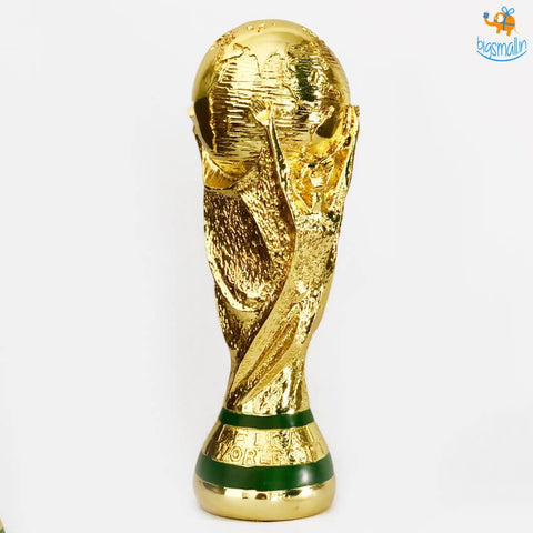 FIFA World Cup Trophy Replica - bigsmall.in