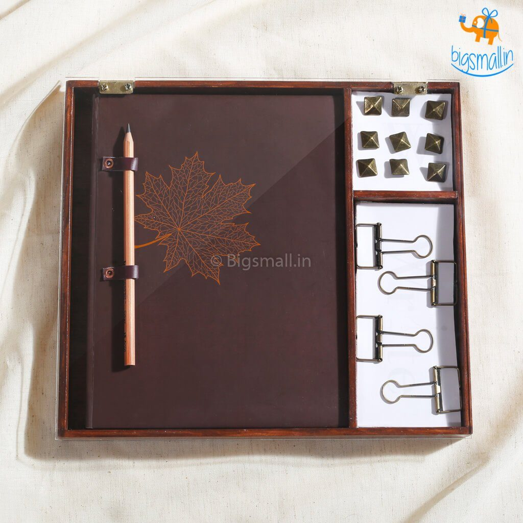 Maple Office Essential Kit - 3 Pcs - bigsmall.in