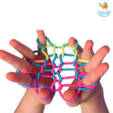 Ztringz Original Rainbow Rope - bigsmall.in