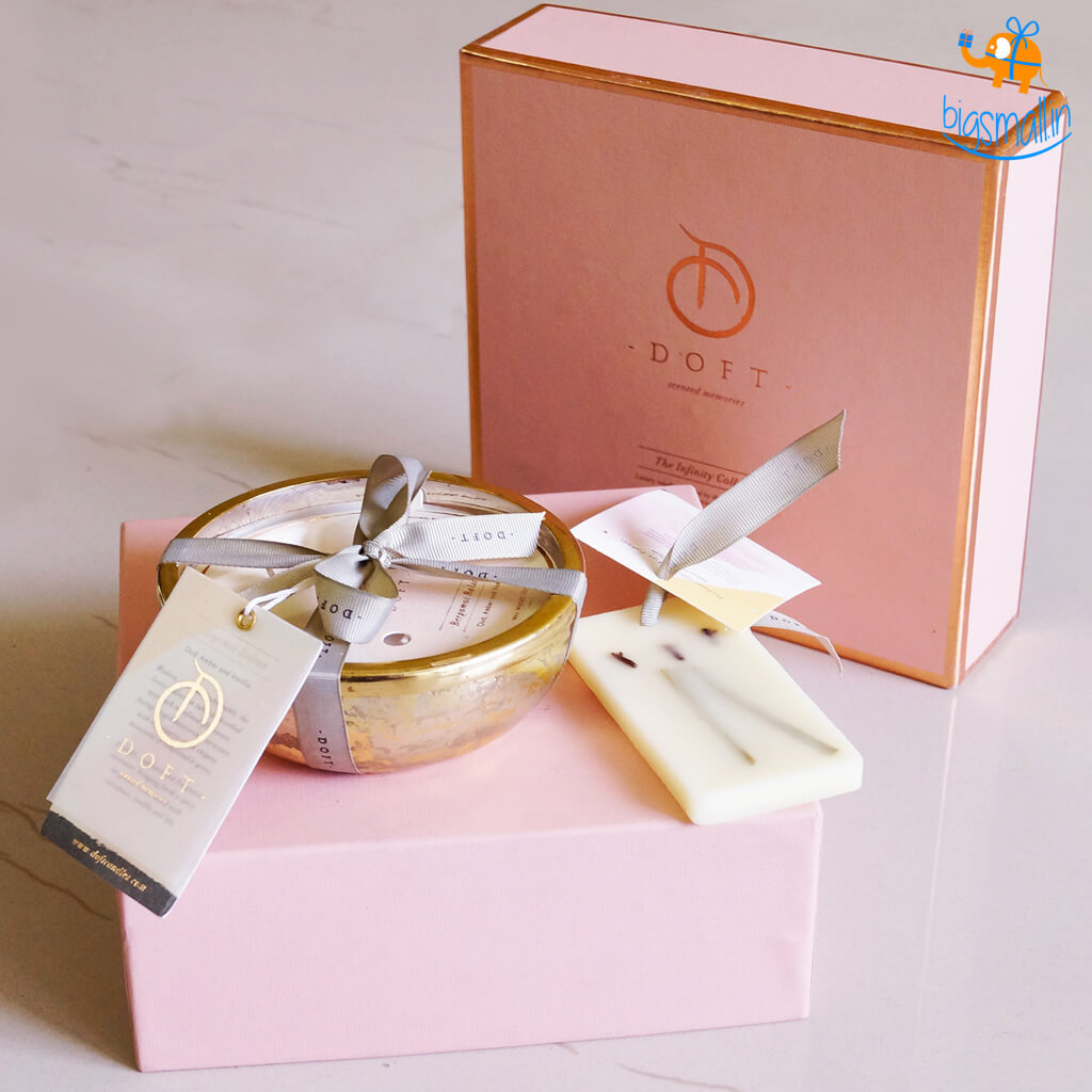 Scented Candle Gift Set