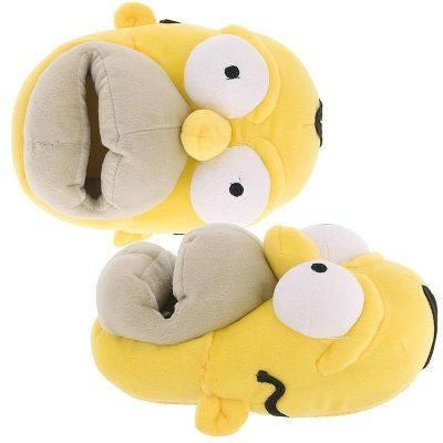 Homer Simpson Slippers - bigsmall.in