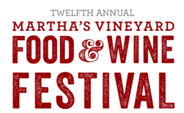 Marthas Vineyard Food & Wine | October 25-26