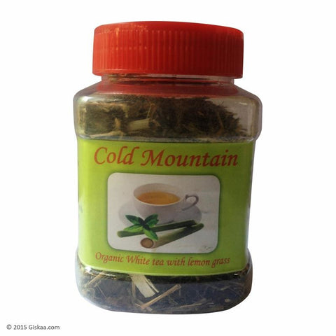 Cold Mountain White Tea with Lemon Grass - 65 g