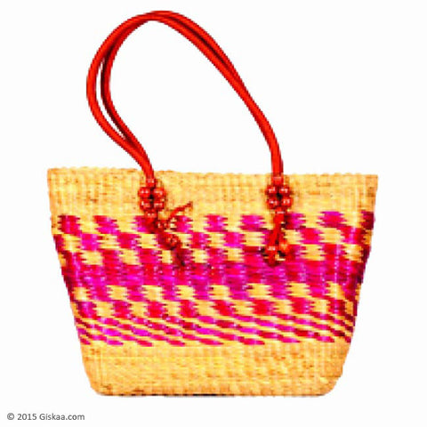 Basket Handbag