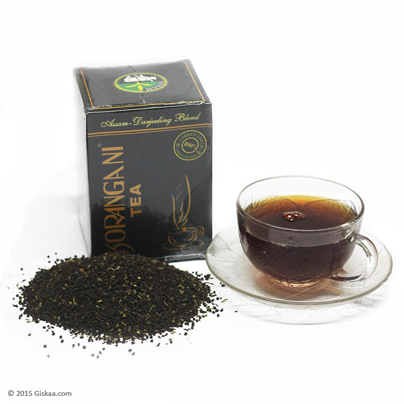 Korangani CTC Tea blend with Darjeeling Tea - 250 g