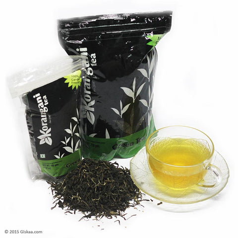 Korangani Green Tea - 250 g