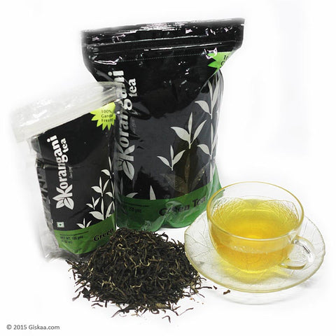 Korangani Green Tea - 100 g