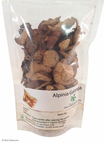 Alpinia Galanga 100 g - Pack of 2