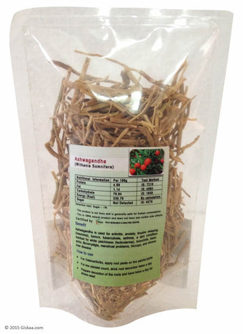 Ashwagandha - 50 g - Pack of 2